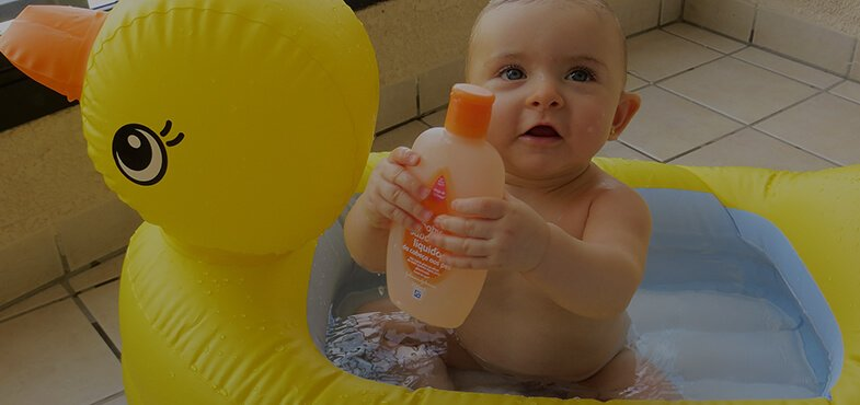 Making the Most of Baby Bath Time | JOHNSON\'S®