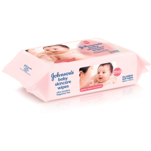 JOHNSON'S® baby fragrance free wipes