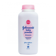 JOHNSON'S® baby powder blossoms