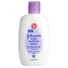 JOHNSON'S® baby BEDTIME lotion