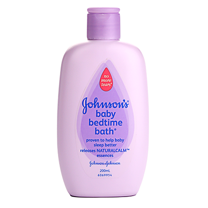 JOHNSON'S® baby BEDTIME BATH®