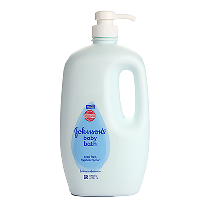 JOHNSON'S® baby regular bath