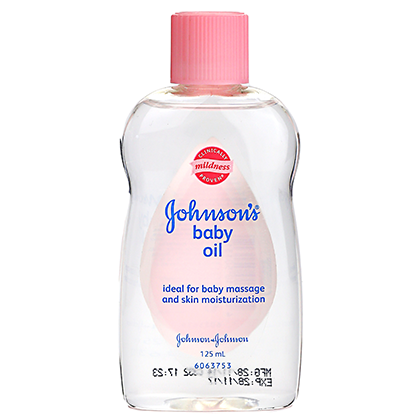 JOHNSON'S® baby oil