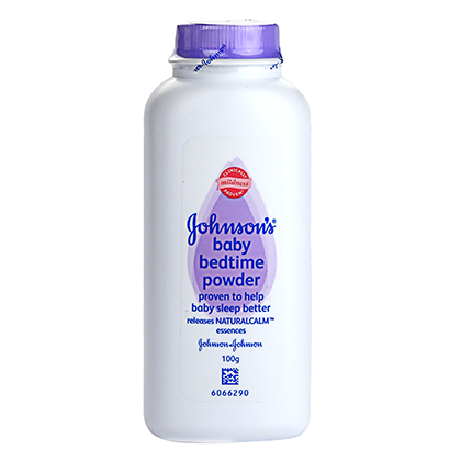 JOHNSON'S® baby bedtime powder