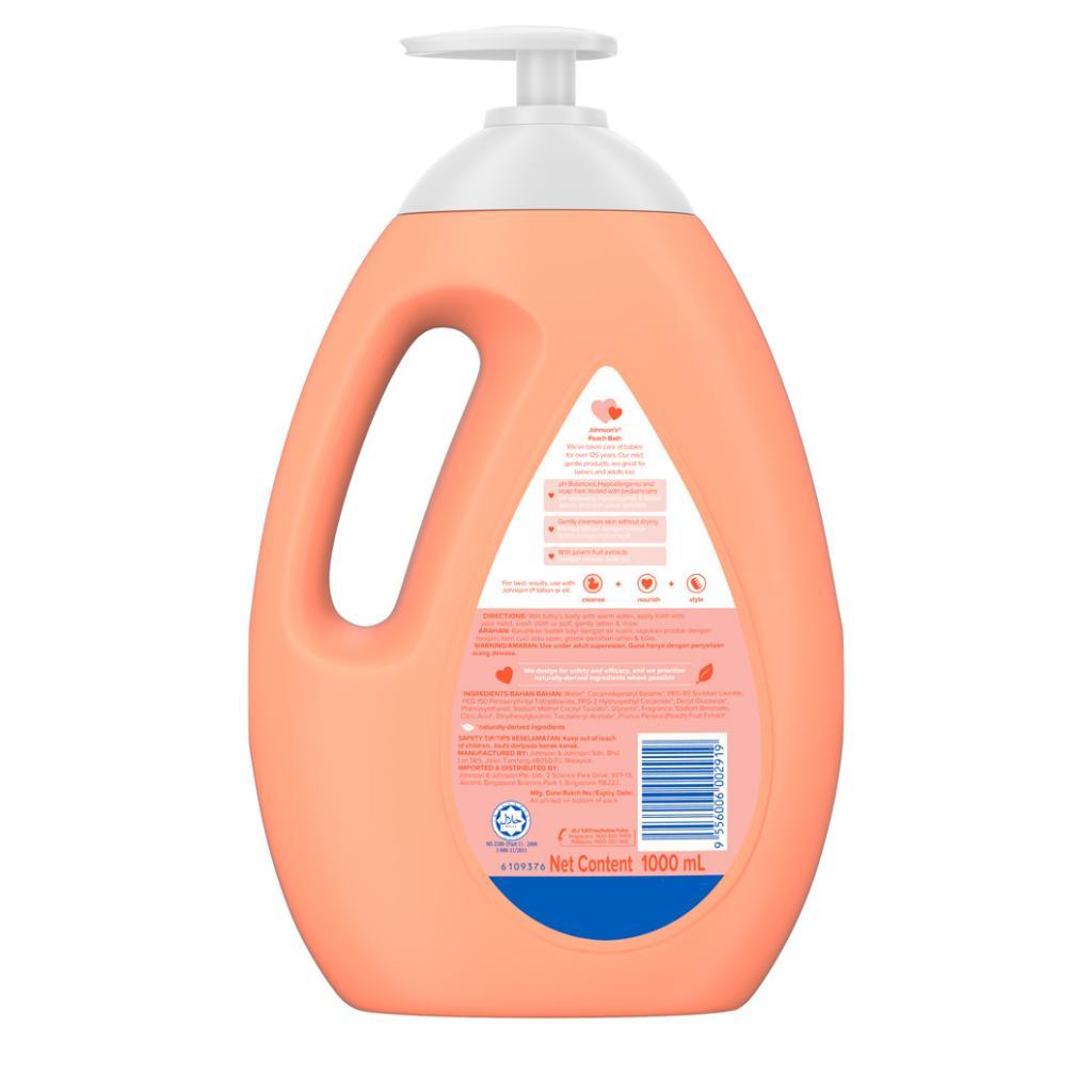 johnsons-baby-peach-bath-back